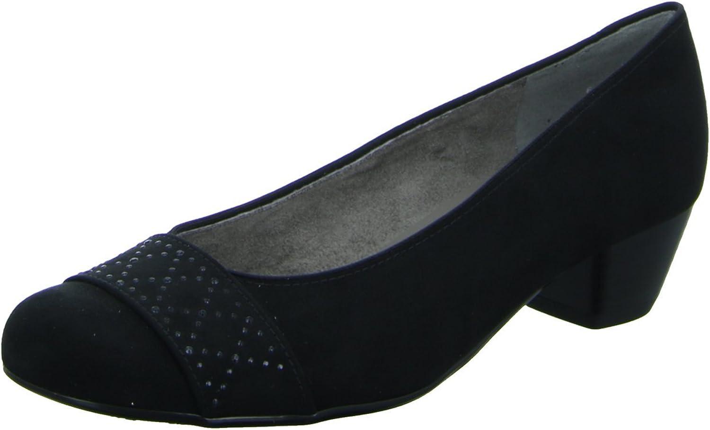 Jenny Damen Pumps Komfort Pumps Catania 22-63682-71 schwarz 303116