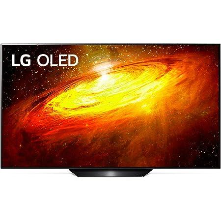 LG OLED TV AI ThinQ OLED55BX6LB, Smart TV 55'', Processore α7 Gen3 con Dolby Vision IQ / Dolby Atmos, Compatibile NVIDIA G-Sync, Google Assistant e Alexa integrati
