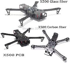 Kamas 500-V2 Alien X500 500 500mm Quadcopter Frame kit for TBS Team Blacksheep Discovery Quadcopter RC FPV Drone - (Color: X500 Carbon Fiber)