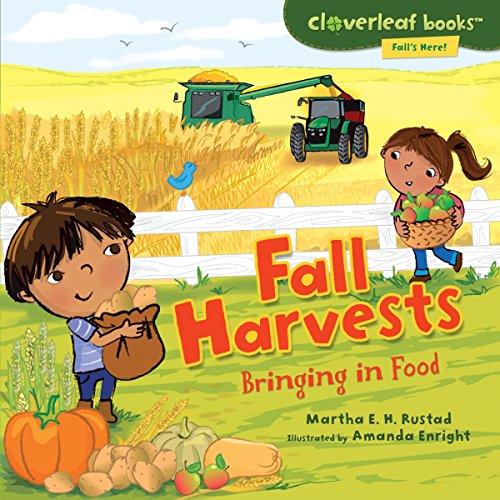 Fall Harvests copertina