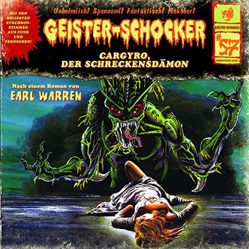 Cargyro, der Schreckensdämon audiobook cover art
