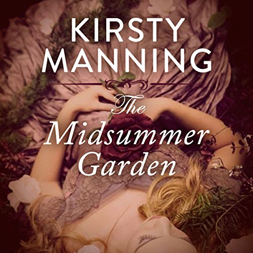 The Midsummer Garden cover art