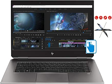 HP ZBook Studio x360 G5 (Intel Xeon E-2176M, 32GB RAM, 1TB