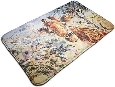 Custom Non-Slip Bathroom Sword Art Online Bath Mat Soft Carpet Rug