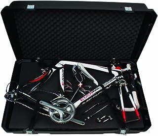 SERFAS(サーファス) 自転車 バイクケース バイクアーマー キャスター付 輪行 ハードケース ブラック 47X30X11 18199222