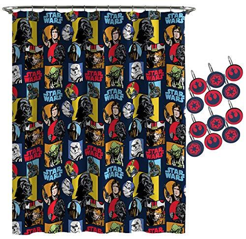cortina star wars fabricante Jay Franco