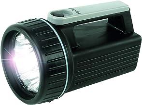 HyCell HS9 Led-werklamp, werkt op batterijen, robuuste handlamp met 9 leds en een brandduur van 150 uur, ideaal voor campi...
