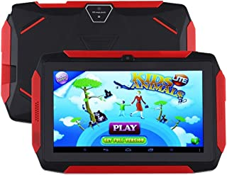 SHIHUI Cellphone Q98 Kids Game Tablet PC, 7.0 inch, 1GB+16GB, Android 4.4 Allwinner A33 Quad Core, Support WiFi/Bluetooth/TF Card/G-sensor/Dual Camera(Black)(White) (Color : Black)