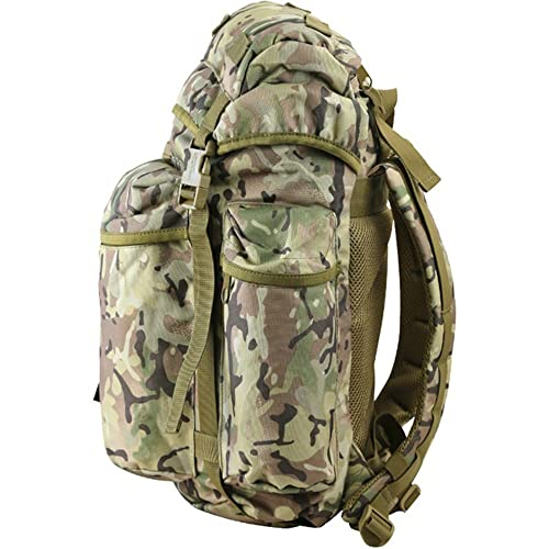 Mens Army Combat Military Travel Rucksack Backpack Surplus Camping Day Pack  30L 70c06c9f761bf