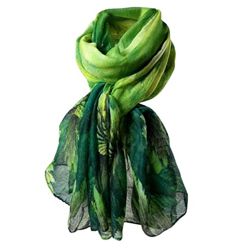 super promotions boutique officielle moins cher Foulard Vert: Amazon.fr