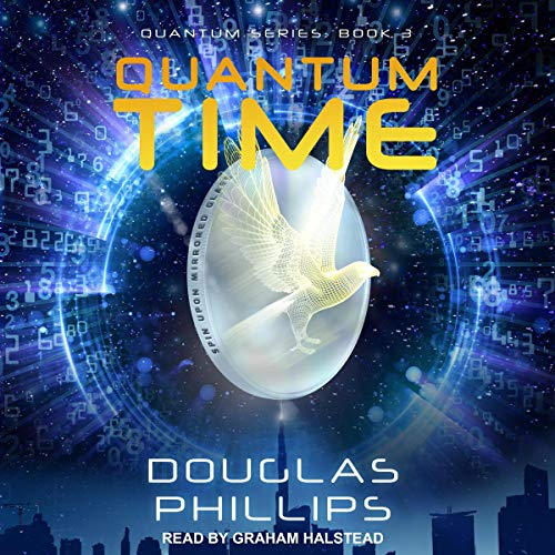 Quantum Time audiobook cover art