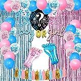 Gender Reveal Party Decoration SKYIOL Kit Ballon Deco Sexe Révéler...