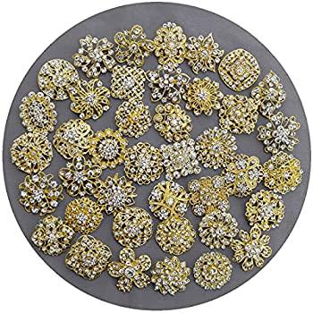 Best rhinestone pins and brooches wholesale Reviews