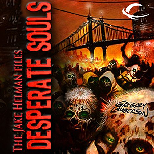Desperate Souls audiobook cover art