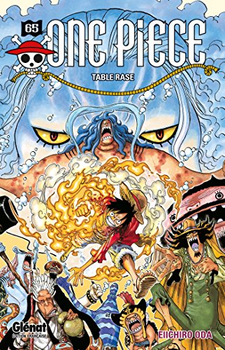 One Piece - Édition originale - Tome 65: Table rase