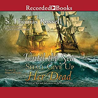 Until the Sea Shall Give Up Her Dead audiobook cover art