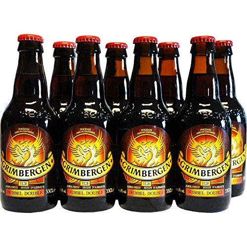 Belgisches Bier Grimbergen Dubbel 8x330ml 6,5%Vol