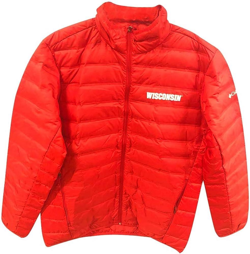 Columbia Wisconsin Lake 22 Jacket-Medium Red