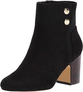 Bella Vita جزمات للكاحل للنساء, (Black Suede), 40 EU X-Wide
