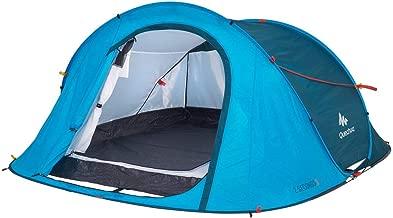 Quechua 2 Seconds Waterproof Pop Up Camping Tent 3 Man