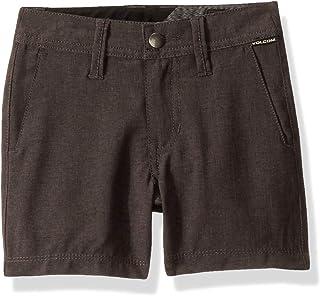 Volcom Little Boy's Frickin SNT Hybrid Short