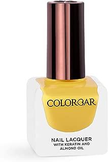 Colorbar Nail Lacquer, Wallflower, 12 ml