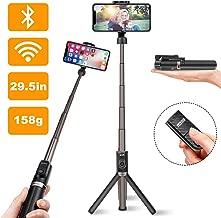 selfie stick remote battery size