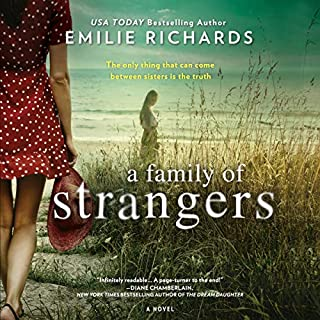 A Family of Strangers audiobook cover art