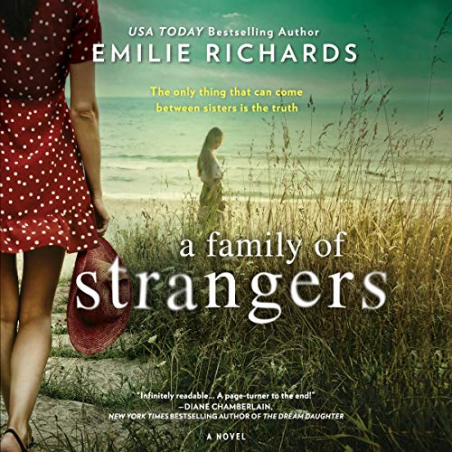 A Family of Strangers audiobook cover art