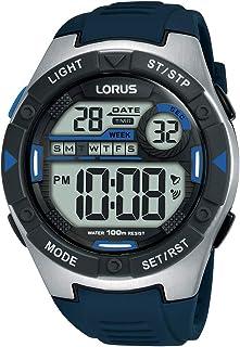 Lorus Reloj Digital para Hombre de Cuarzo R2395MX9: Amazon.es: Relojes