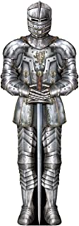 Beistle 57466 Jointed Suit of Armor, 6-Feet
