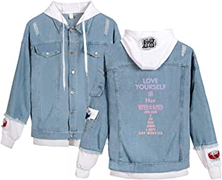 the best attitude e2b2a b9943 Suchergebnis auf Amazon.de für: jeansjacke mit stoffärmeln damen