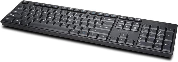 Kensington Pro Fit Low Profile Full Size Wireless Keyboard (K75229US)