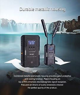 Photo Studio Accessories - 800FT WHDI HD Video Wireless Transmission System 3G 1080P Broadcast Camera HDMI SDI Transmitter...