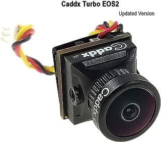 Caddx FPV Camera Newest Turbo EOS2 Mini FPV Action Camera 1200TVL FOV 160° Wide Angle 1/3