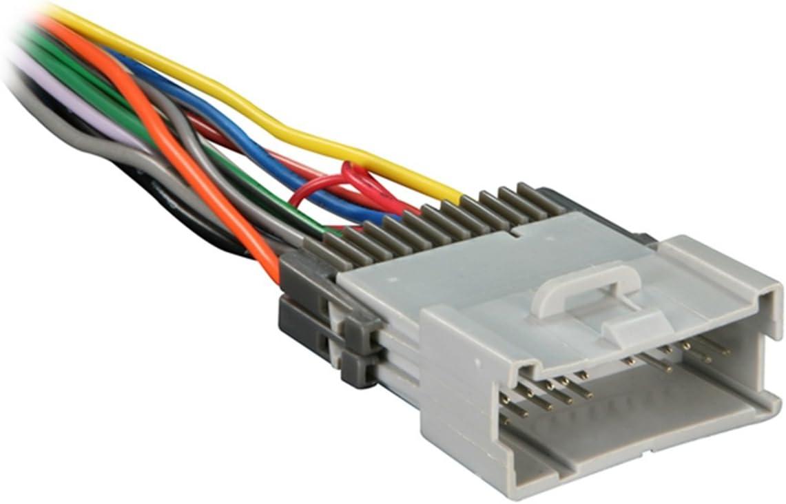 Amazon.com: Metra 70-2002 Radio Wiring Harness for Saturn 00-05: Car  Electronics | Saturn Sl1 Wiring Harness To |  | Amazon.com