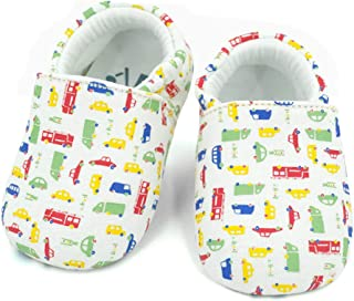 Skywheel Baby Boys Girls Slippers Infant Soft Sole Prewalkers Toddler First Walking Crib Shoes