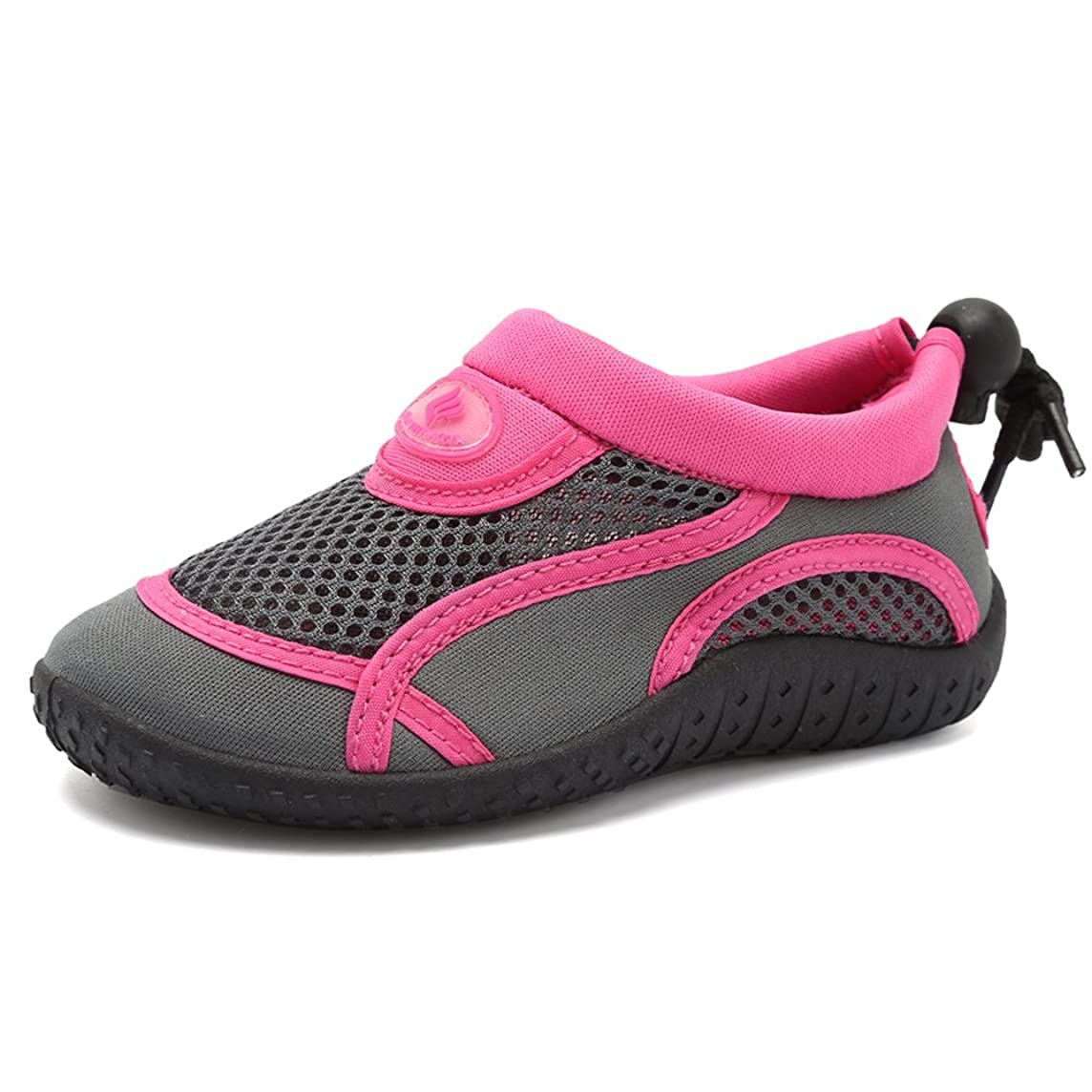 CIOR Toddler Water Shoes Aqua Shoe Swimming Pool Beach Sports Quick Drying Athletic Shoes for Girls and Boys
