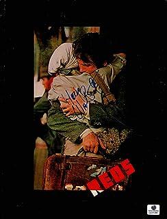 Warren Beatty Signed Autographed Movie Program REDS GX31245