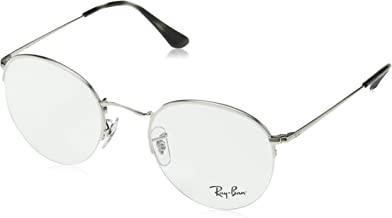 Best ray ban glasses silver frame Reviews