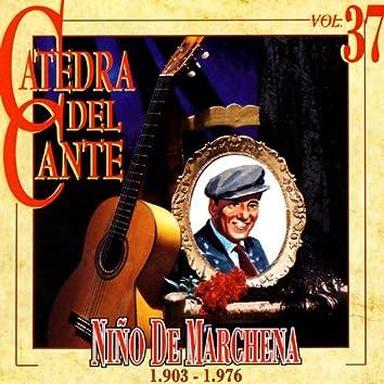 Catedra Del Cante, Vol. 37: Niño De Marchena