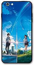 iPhone 6/6s Cases Anime Your Name (Kimi No NA Wa) Black