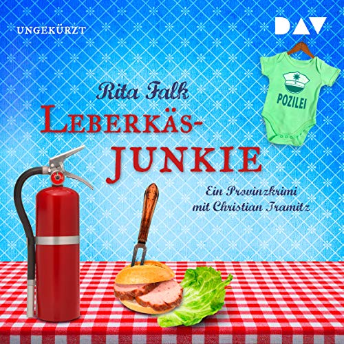 Leberkäsjunkie audiobook cover art