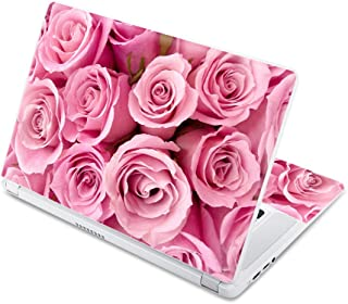 "MightySkins Skin Compatible with Acer Chromebook 15 15.6"" (2017) - Pink Roses 