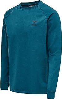 hummel Unisex Hmlaction Cotton Sweatshirt Sweatshirt