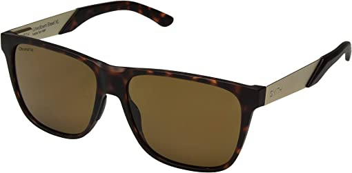 Matte Dark Tort/Chromapop Brown Polarized