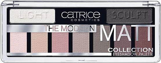 Catrice Cosmetics The Modern Matt Eyeshadow Palette ~ The Must-Have Matts