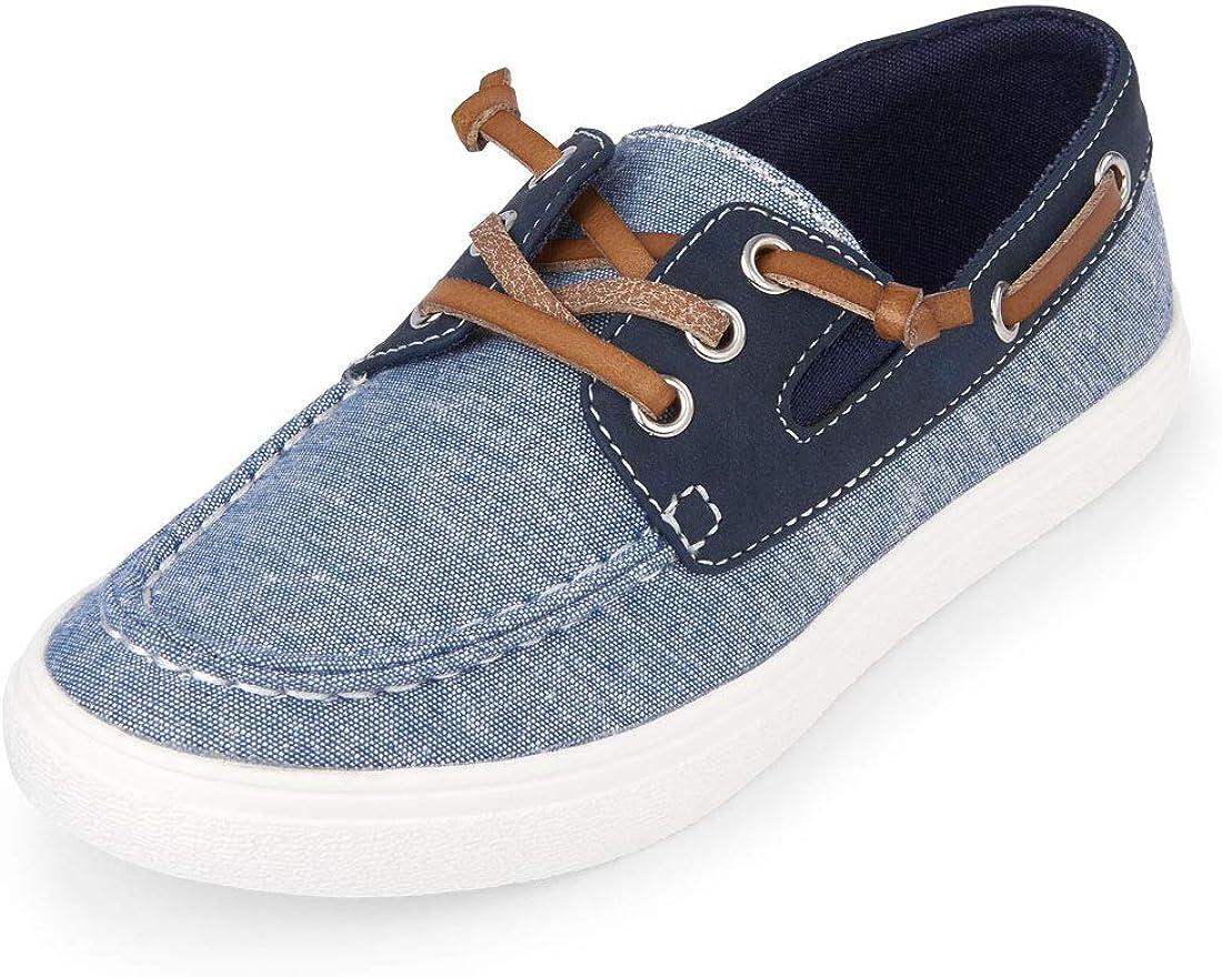 Place Kids' Lace Up Boat Shoe | Shoes