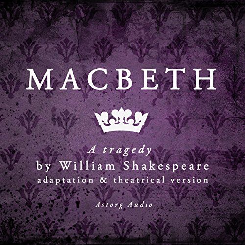 Couverture de Macbeth: a tragedy by William Shakespeare