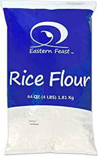 Eastern Feast - Rice Flour, 4 LBS (1.81 kg), Product of USA